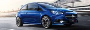 Vauxhall Corsa VXR 1+35 £169 deposit + 35 monthly payments of £169 - 5k miles PA - Total £6084 @ Walkers Vauxhall