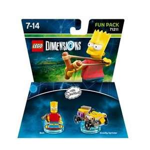 lego dimensions from smyths buy 1 get 1 free (from 9,99 for 2!) @ Smyths - free c&c