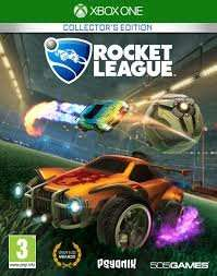 Rocket League Collectors edition Xbox One £15.00 PS4 £17.00 @ Asda