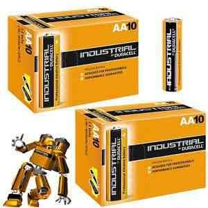 20 x Duracell AA Industrial (formerly Procell) Batteries for £5.48 from eBay (greatukdealsltd) with free delivery