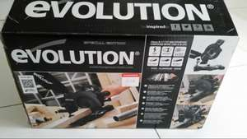 Evolution Special Edition Mitre Saw £28 @ Bolton B&Q
