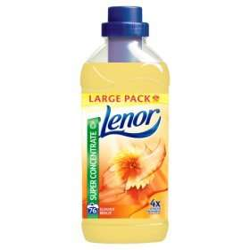 Lenor Fabric Conditioner Summer Breeze / Spring Awakening (76 Washes = 1.9L) ONLY £2.75 @ ASDA