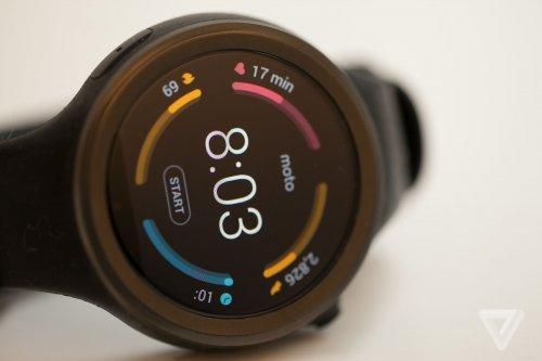 Watch it! - Motorola Moto 360 Sport [2nd Gen] £129 with code stacking @ Motorola