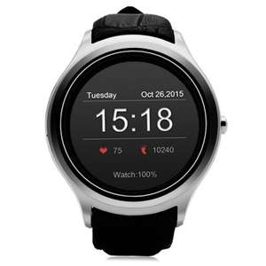 No.1 D5 Smart watch, full Android 4.4, full screen £64.15 - has great reviews @ gearbest