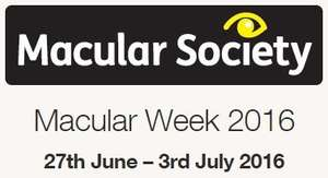 Free Eye Exam @ Vision Express for Macular Week (available for download until 10th July to use by August 31st)
