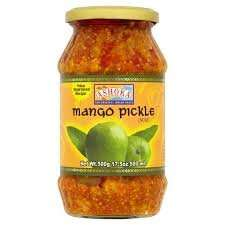 Ashoka Mango Pickle 500G - £1 @ tesco