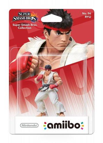 Roy No.55 amiibo £6.24 / Ryu £6.64 (Add £1.99 for non-prime/under £20) @ Amazon