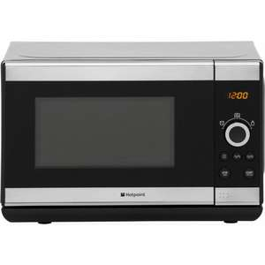 Hotpoint HD Line MWH2021X 20 Litre Microwave - Stainless Steel / Black £49 @ AO.com Free delivery