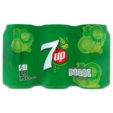 7Up Regular / Light & Tango Blood Orange / Sugar Free Orange (6 x 330ml) Half Price was £3.19 now £1.59 and Diet Coke / Coke Zero / Regular 24 X 330Ml Pack £6 @ Tesco