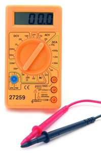 15% off all tools @ Halfords eg Rolson Multimeter £6.79 with discount Free C&C.