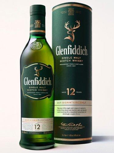 Award winning Glenfiddich Single Malt Whisky 12 Years Old £25 @ Morrisons