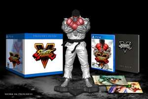 Street Fighter V - Collector's Edition (PS4) £52.45 (inc. Postage & import fees) @ Amazon.com