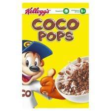 Kelloggs Coco Pops 800g reduced to £3 in Tesco