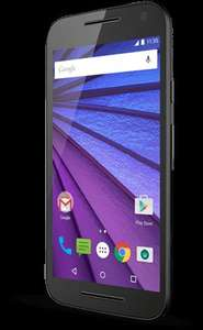Moto G 3rd Generation 8GB Grade A Refurb Good As New £69.99 @ o2
