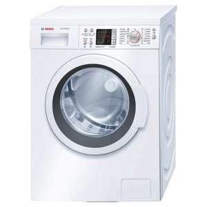 Bosch WAQ284S0GB   8kg Load, A+++ Energy Rating, 1400rpm Spin Washing Machine - £329 @ John Lewis