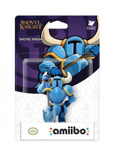 Shovel Knight Amiibo £7 / ROB £5.73 / Wario £5.64 + others @ Amazon Prime / +£1.99 delivery non prime (free del £20 or more spend) 3DS Wii U
