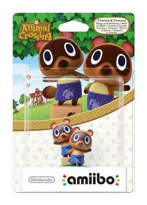 Amiibo Timmy & Tommy Nook just £5.93 @ Amazon for Prime / +£1.99 delivery non Prime (3DS / Wii U)