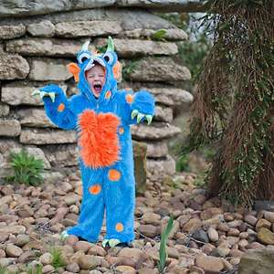 Up to 60% Off Dress Up Costumes -  Travis Designs Blue Monster Dressing-Up Costume (was £25) Now £10 at John Lewis (links in 1st comment)