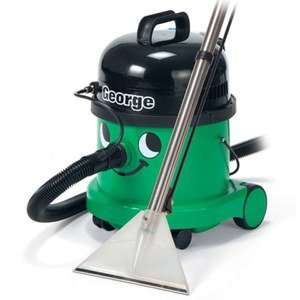NUMATIC GVE370 GEORGE WET AND DRY VACUUM £13 plus £1.99 Postage (should be £286.99) The Hut