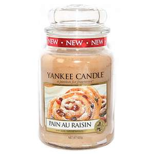 Yankee Candle Large Jars - Proper ones! £10.99 + £2.99 del at LoveAroma