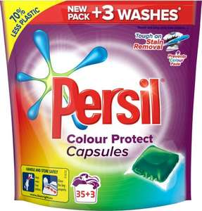 Persil Liquid Washing Capsules (38 Washes) Half Price £5.00 @ ASDA