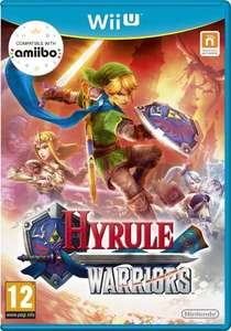 Hyrule Warriors (Nintendo Wii U) £24.99 @ Amazon/Argos