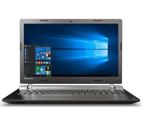 LENOVO Ideapad 100 15.6' Laptop - Black £199 @ Currys