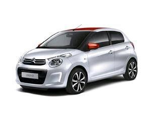 Citroen C1 puretech feel 1.2 (Term £1935.80) @ Vehicles for Business