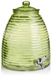 Beehive Drinks Dispenser 9L Green or Pink only £5 at Wilko (Free C+C)