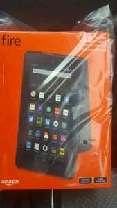 "Amazon Fire 7"" 16GB Tablet with Case and 32GB microSD Card - £69 @ Tesco"