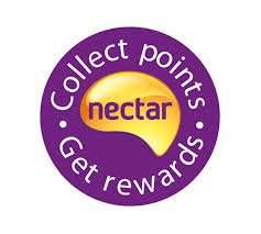 Collect 50-125 Nectar points for every purchase on eBay before the 6th July - 99p min spend