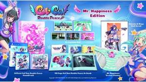 Gal*Gun: Double Peace - Mr. Happiness Edition (Rice Exclusive) - PlayStation Vita Pre-Order £64.99 ricedigital