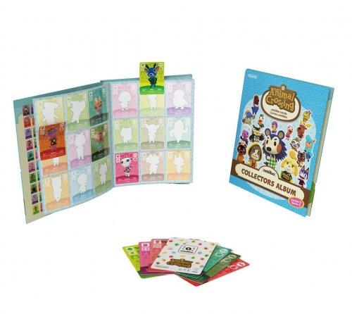 Animal Crossing Amiibo Cards > Collectors Album (Series 3) £4.80  (Prime) / £6.79 (non Prime) @ Amazon