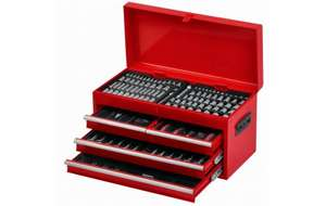 Phaze 275 Piece Tool Chest £68 with code - Halfords