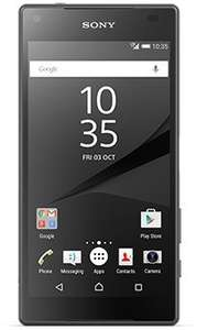 Sony Xperia Z5 Compact (PAYG) @ Vodafone £259 (after bundle/top-up)