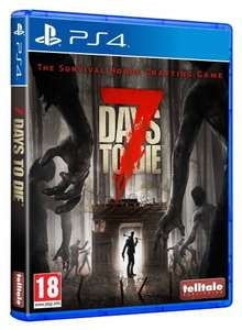 7 Days to Die (PS4)  22.99 with code get it today at prime now @ Amazon