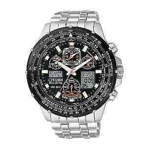 Citizen Skyhawk Eco Drive Radio Controlled Watch £199 @ H Samuel