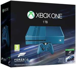 Xbox One 1TB Limited Edition Forza Motorsport 6 Bundle £229.99 @ Flixaoutlet via eBay [£229.85 - Bossdeals]
