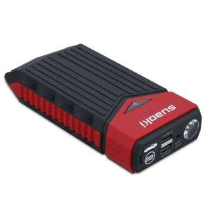 Suaoki T10 400A 12000mAh Car Jump Starter for £32.99 Sold by MEILANDEALS and Fulfilled by Amazon.