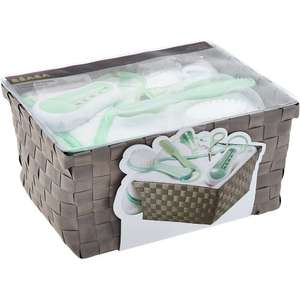 BEABA Bathroom Toiletries Baby Basket now £9.99 with FREE delivery at TK Maxx