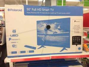 "Polaroid 50"" full HD Smart tv £249 Asda"