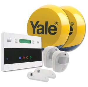 Yale YEFKIT2 Easy Fit Telecommunication Alarm Kit at Amazon for £159.99