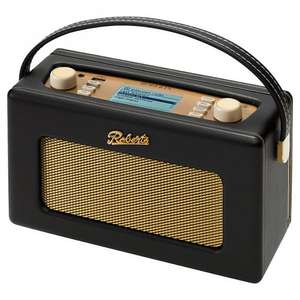 ROBERTS Revival iStream 2 Smart Radio With DAB+/FM Internet Radio, Black RRP £220 SAVE £45 now £174.95 Richer Sounds (about the best price around) + FREE 6 YEAR WARRANTY