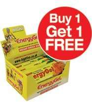 40 X High 5 Energy gels (BOGOF) mixed flavours £12.98 code PAYDAY25 @ Discount Supplements