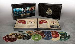 Harry Potter Hogwarts Collection 31 Blu-ray and DVD Boxset £34.99 Del @ Ebay / The Entertainment Store