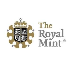 Free delivery on everything until Monday 4 July Royal mint.