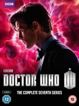 Dr Who Series 7 Blu-Ray £7.39 base.com