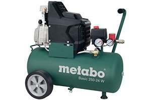 Metabo Basic 250-24 W Compressor £67.53 Amazon