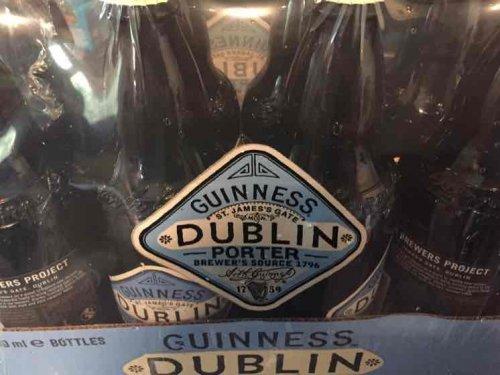 Guinness Dublin Porter, Hobgoblin, Trooper and Spitfire £1 a bottle in morrisons