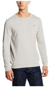 Hilfiger Denim Men's Heathered Sweatshirt £22 @ Amazon